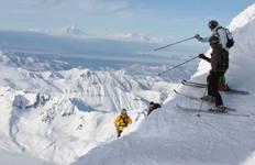 Kamchatka Heli Skiing Adventure Tour