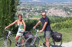 Aspects of Assisi Self-Guided Cycling Tour