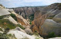 Walking in Cappadocia Tour