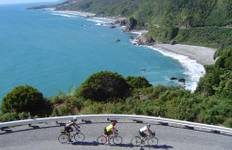 Marlborough and West Coast Cycle Tour