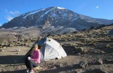 Machame Route with Kili Base Adventures Tour