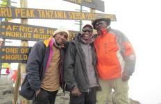 Rongai Route with Kili Base Adventures Tour