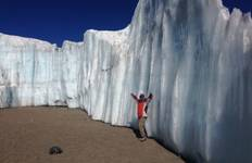 Luxury Mt Kilimanjaro Glaciers Expedition with Kili Base Adventures Tour