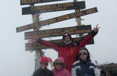 Shira Route with Kili Base Adventures Tour