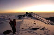 Climbing Kilimanjaro (Machame Route) Tour
