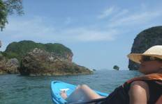 Rock Climbing Lessons in Railay Tour