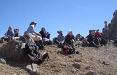 Climbing Mount Kenya Tour