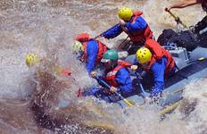 White water rafting the Apurimac Tour