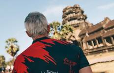 Biking Bangkok to Angkor Wat Tour