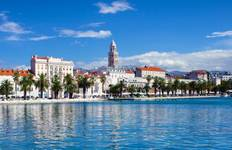 Sail Split to Dubrovnik Tour