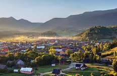 Winter Slovakian Family Holiday Tour