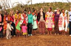Masai Mara Walk Tour