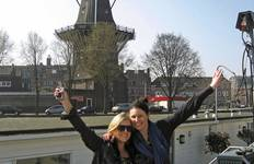 New Year in Amsterdam Tour