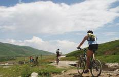 Kazakhstan and Kyrgyzstan by Bike Tour