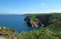 Channel Islands Cycle Tour