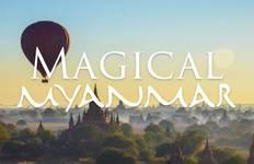 Magical Myanmar: A Gay Cultural Tour of Myanmar (Burma) Tour