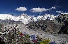 Trek to Everest Base Camp via Gokyo Lakes Tour
