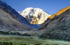Machu Picchu Classic Trek via the Salkantay Valley Tour