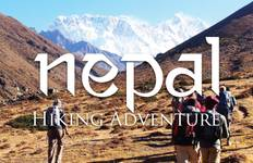 Nepal Hiking Adventure: A Gay Active Trip in the Everest Region Tour