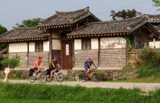 South Korea by Bike Tour