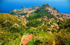 Rome, the Amalfi Coast and Sicily  Tour