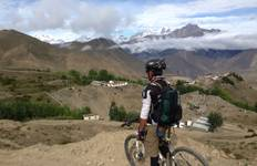 Himalaya Downhill Mountain Biking Tour