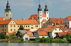 Cycling Vienna to Prague Plus! esky Krumlov Tour