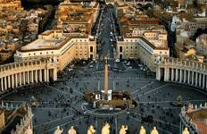 Rome Easter Tour