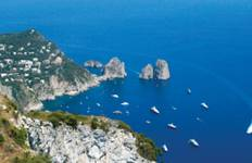 Rome 2 The Amalfi Coast- Blue Route Tour