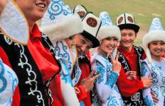 Colors of Kyrgyzstan Tour