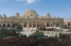 Uzbekistan by Bike Tour