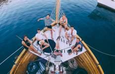 Croatian Riviera (Vapor) Split to Split Tour