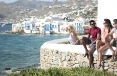 Road to Athens plus 11 Day Greek Island Hopping Tour