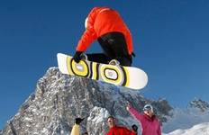 Ski Tignes (Ski Only-Full Time-All Levels) Tour