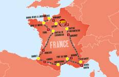 Highlights of France - 12 days Tour