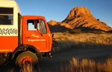 Family Overland between Windhoek and Victoria Falls Tour
