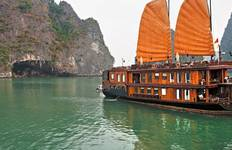 Halong Bay Experience - Independent Tour