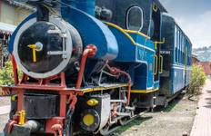Ultimate India by Rail Tour