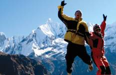 Annapurna & Everest Tour