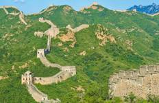 Silk Route between Xi\'an and Beijing (from Beijing to Xi\'an) Tour