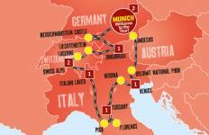 Scenic Europe Tour - 9 Days Tour