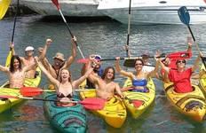 Sea Kayaking Day Tour Tour