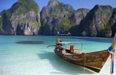 Sailing Thailand - Phuket to Koh Phi Phi Tour