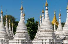 Silk Route and South East Asia between Tbilisi and Yangon via Myanmar Tour