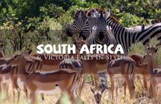 South Africa & Victoria Falls In Style Tour