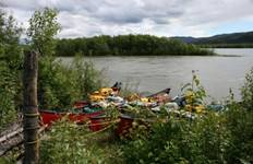 Yukon Canoe Expedition Tour
