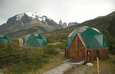 Torres del Paine Ecocamp Tour