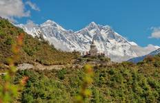 Everest Base Camp Short Trek Tour