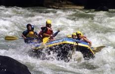 Sun Koshi River Rafting Tour