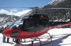 Langtang Valley Helicopter Tour Tour